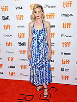 10 September  2018 - Toronto, Ontario, Canada. Carey Mulligan. &quot;Wildlife&quot; Premiere - 2018 Toronto International Film Festival at the Princess of Wales Theatre. <br /> CAP/ADM/BPC<br /> &copy;BPC/ADM/Capital Pictures