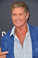 LOS ANGELES, CA - July 14, 2018: David Hasselhoff at the Comedy Central Roast of Bruce Willis at the Hollywood Palladium<br /> Picture: Paul Smith/Featureflash.com