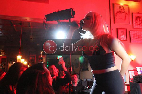 Bebe Rexha<br /> at Westwood One Rooftop Live presents Bebe Rexha, The Perch, Los Angeles, CA 11-20-16<br /> David Edwards/DailyCeleb.com 818-249-4998