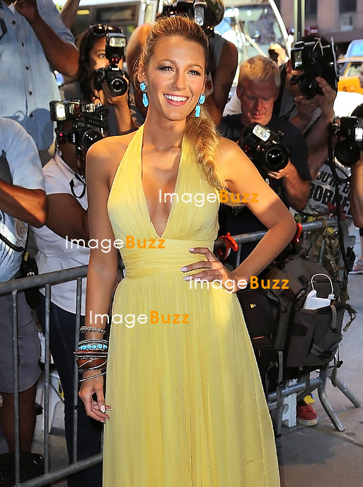 "Blake Lively at the premiere of ""Savages"" in New York City..New York, June 27, 2012."