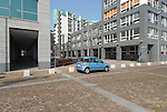 Boom edilizio a Torino sullo slancio degli eventi olimpici. Le nuove costruzioni della Spina 2. Marzo 2007...New buiding in Torino in the area called Spina 2. March 2007...Ph. Marco Saroldi/Pho-to.it