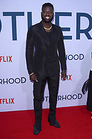"""LOS ANGELES - JUL 31:  Sinqua Walls at the """"Otherhood"""" Photo Call at the Egyptian Theater on July 31, 2019 in Los Angeles, CA"""