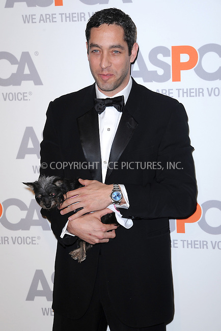 WWW.ACEPIXS.COM<br /> April 9, 2015 New York City<br /> <br /> Nick Loeb attending the 18th Annual ASPCA Bergh Ball at the Plaza Hotel on April 9, 2015 in New York City.<br /> <br /> Please byline: Kristin Callahan/AcePictures<br /> <br /> ACEPIXS.COM<br /> <br /> Tel: (646) 769 0430<br /> e-mail: info@acepixs.com<br /> web: http://www.acepixs.com