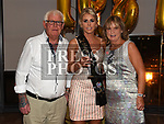 Karen Smith celebrating her 30th birthday with parents Michael and Rosie in Brú. Photo:Colin Bell/pressphotos.ie