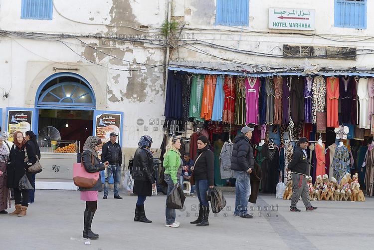 Tunisi, Gennaio 2015<br /> La Tunisia a 4 anni dalla rivoluzione che port&ograve; all'esilio il dittatore Ben Ali.