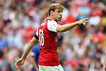 Nacho Monreal of Arsenal during the The FA Community Shield match at Wembley Stadium, London. Picture date 6th August 2017. Picture credit should read: Charlie Forgham-Bailey/Sportimage