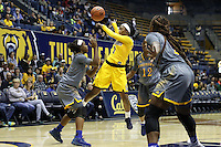 Cal Basketball W vs CSU Bakersfield, November 20, 2016