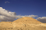 Isarael, Negev, ruins of Avdat, built in the 1st century by the Nabateans. A world Heritage Site as part of the Spice Route