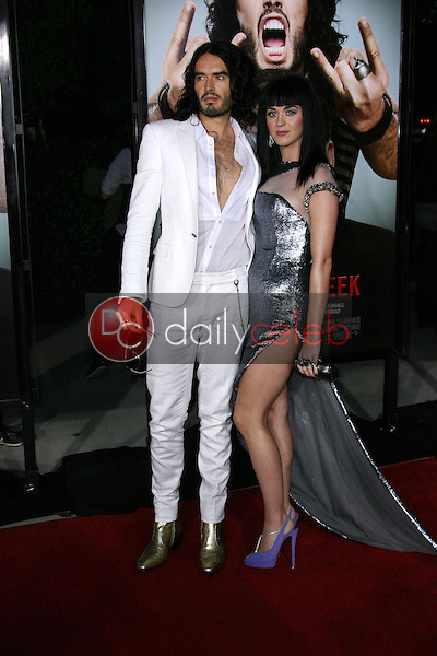 Russell Brand, Katy Perry<br />