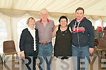 Hooley in the Hills: Attending the Hooley in The Hills in Lyrecrompane on Sunday last were Joan Keating & Patrick Duffy, Listowel & Noreen Angland & Donal Teehan , Ballydesmond.