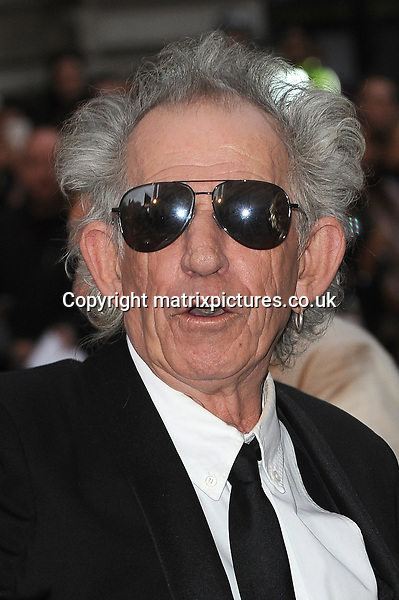 NON EXCLUSIVE PICTURE: PAUL TREADWAY / MATRIXPICTURES.CO.UK<br /> PLEASE CREDIT ALL USES<br /> <br /> WORLD RIGHTS<br /> <br /> English musician Keith Richards attending the GQ Men Of The Year Awards at The Royal Opera House, in London.<br /> <br /> SEPTEMBER 8th 2015<br /> <br /> REF: PTY 152806
