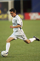 Matt Crawford of the Rapids. The Colorado Rapids lost to the NY/NJ MetroStars 2-1 on 5/3/03 at Giant's Stadium,East Rutherford, NJ.