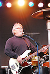 Conrad Lozano of Los Lobos, live concert Spring Grüv, Canyons Resort, Park City, Utah