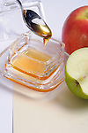 Rosh Hashana -  Honey with Apples