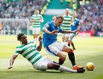 29.04.18 Celtic v Rangers: Dedryck Boyata and Jason Cummings