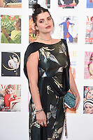 Pixie Geldof<br /> arrives for the Vogue 100 Gala Dinner held in Kensington Gardens, London.<br /> <br /> <br /> ©Ash Knotek  D3122  23/05/2016