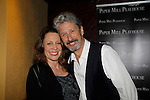 """Charles Shaughnessy """"King Francis"""" and wife Susan - Paper Mill Playhouse presents the world premiere of the the new musical Ever After on May 31, 2015 with curtain call followed by gala at Charlie Bowns in Millburn, New Jersey (Photos by Sue Coflin/Max Photos)"""