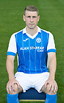 St Johnstone FC Season 2017-18 Photocall<br />David Wotherspoon<br />Picture by Graeme Hart.<br />Copyright Perthshire Picture Agency<br />Tel: 01738 623350  Mobile: 07990 594431