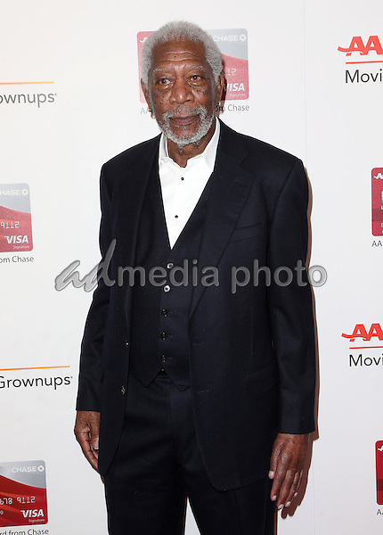 06 February 2017 - Beverly Hills, California - Morgan Freeman. AARP 16th Annual Movies For Grownups Awards held at the Beverly Wilshire Four Seasons Hotel. Photo Credit: F. Sadou/AdMedia