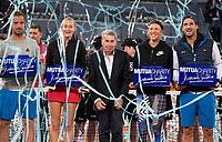 Richard Gasquet; Kristina Mladenovic; Manolo Santana; Victoria Azarenka; Feliciano Lopez