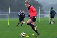 180607 Women's Football - Football Ferns Training