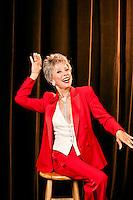 Rita Moreno pictures: Portrait photography of Rita Moreno by San Francisco commercial photographer Eric Millette