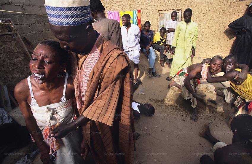 Husa Voodoo Animist ceremony, Kano Nigeria | Nigel Dickinson