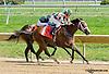 Lovely Maria winning at Delaware Park on 9/4/14