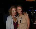 Liz Keifer & Gina Tognoni at the Daytime Stars and Strikes Charity Event to benefit the American Cancer Society at the Bowlmore Lanes, New York City, New York featuring actors from One Life To Live and Guiding Light. (Photo by Sue Coflin/Max Photos)