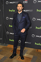 www.acepixs.com<br /> <br /> March 18 2017, LA<br /> <br /> Milo Ventimiglia arriving at The Paley Center For Media's 34th Annual PaleyFest Los Angeles - 'This Is Us' screening and panel discussion at the Dolby Theatre on March 18, 2017 in Hollywood, California.<br /> <br /> By Line: Peter West/ACE Pictures<br /> <br /> <br /> ACE Pictures Inc<br /> Tel: 6467670430<br /> Email: info@acepixs.com<br /> www.acepixs.com