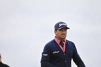 Greame McDowell (NIR) on the 17th tee during Round 4 of the 2015 Alfred Dunhill Links Championship at the Old Course in St. Andrews in Scotland on 4/10/15.<br /> Picture: Thos Caffrey | Golffile
