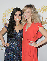 09 February 2019 - Pasadena, California - Danica McKellar, Debbie Gibson. 2019 Winter TCA Tour - Hallmark Channel And Hallmark Movies And Mysteries held at  Tournament House. Photo Credit: PMA/AdMedia