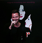 Matthjew Hydzik during 'The Cher Show' Original Broadway Cast Recording performance and CD signing at Barnes & Noble Upper East Side on May 14, 2019 in New York City.