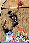 GLENDALE, AZ - APRIL 03: Johnathan Williams #3 of the Gonzaga Bulldogs takes a shot during the 2017 NCAA Men's Final Four National Championship game against the North Carolina Tar Heels at University of Phoenix Stadium on April 3, 2017 in Glendale, Arizona.  (Photo by Chris Steppig/NCAA Photos via Getty Images)