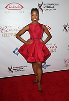 LOS ANGELES, CA - NOVEMBER 3: Daphne Lee, at The International Myeloma Foundation's 12th Annual Comedy Celebration at The Wilshire Ebell Theatre in Los Angeles, California on November 3, 2018.   <br /> CAP/MPI/FS<br /> &copy;FS/MPI/Capital Pictures