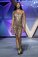 Naomi Campbell walks the runway during Fashion For Relief Cannes 2018 during the 71st annual Cannes Film Festival at Aeroport Cannes Mandelieu on May 13, 2018 in Cannes, France.<br /> CAP/NW<br /> &copy;Nick Watts/Capital Pictures
