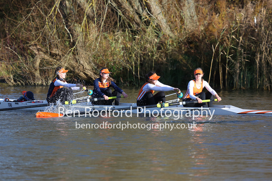Crew: 138   W J15 4+   Lea Rowing Club   Riley<br /> <br /> Wallingford Head 2017<br /> <br /> To purchase this photo, or to see pricing information for Prints and Downloads, click the blue 'Add to Cart' button at the top-right of the page.