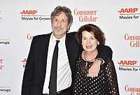 BEVERLY HILLS, CA - FEBRUARY 04: Peter Farrelly (L) and mother Mariann Farrelly attend the 18th Annual AARP The Magazine's Movies For Grownups Awards at the Beverly Wilshire Four Seasons Hotel on February 04, 2019 in Beverly Hills, California.<br /> CAP/ROT/TM<br /> &copy;TM/ROT/Capital Pictures