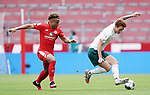 v.l. Pierre Kunde Malong (Mainz), Joshua Sargent<br /><br />Sport: Fussball: 1. Bundesliga:: nphgm001:  Saison 19/20: 33. Spieltag: 1. FSV Mainz 05 vs SV Werder Bremen 20.06.2020<br />Foto: Wagner/Witters/Pool//via gumzmedia/nordphoto<br /><br /><br /> DFL REGULATIONS PROHIBIT ANY USE OF PHOTOGRAPHS AS IMAGE SEQUENCES AND OR QUASI VIDEO<br />EDITORIAL USE ONLY<br />NATIONAL AND INTERNATIONAL NEWS AGENCIES OUT