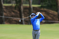 James Anstiss (NZL) on the 9th fairway during Round 3 of the Australian PGA Championship at  RACV Royal Pines Resort, Gold Coast, Queensland, Australia. 21/12/2019.<br /> Picture Thos Caffrey / Golffile.ie<br /> <br /> All photo usage must carry mandatory copyright credit (© Golffile | Thos Caffrey)