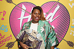 Alex Newell attends the Opening Night Performance of ''Head Over Heels' at the Hudson Theatre on July 26, 2018 in New York City.