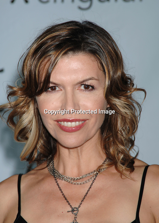 Finola Hughes..arriving at The Conde Nast Media Group's Third Annual Live Fashion Rocks Concert at Radio City Music Hall on September 7, 2006. ..Robin Platzer, Twin Images