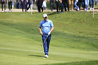 Marc Warren (SCO) on the 10th fairway during Round 3 of the Open de Espana 2018 at Centro Nacional de Golf on Saturday 14th April 2018.<br /> Picture:  Thos Caffrey / www.golffile.ie<br /> <br /> All photo usage must carry mandatory copyright credit (&copy; Golffile | Thos Caffrey)