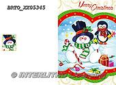 Alfredo, CHRISTMAS SANTA, SNOWMAN, WEIHNACHTSMÄNNER, SCHNEEMÄNNER, PAPÁ NOEL, MUÑECOS DE NIEVE, paintings+++++,BRTOXX05345,#x#