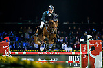 competes in the Hong Kong Jockey Club Trophy during the Longines Masters of Hong Kong at the Asia World Expo on 09 February 2018, in Hong Kong, Hong Kong. Photo by Ian Walton / Power Sport Images