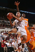 STANFORD, CA - DECEMBER 19:  Rosalyn Gold-Onwude of the Stanford Cardinal during Stanford's 67-52 win over the Tennessee Lady Volunteers on December 19, 2009 at Maples Pavilion in Stanford, California.