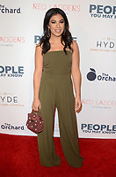 LOS ANGELES, CA - NOVEMBER 13: Chrissie Fit at People You May Know at The Pacific Theatre at The Grove in Los Angeles, California on November 13, 2017. Credit: David Edwards/MediaPunch