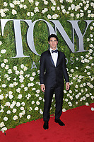 www.acepixs.com<br /> June 11, 2017  New York City<br /> <br /> Darren Criss attending the 71st Annual Tony Awards arrivals on June 11, 2017 in New York City.<br /> <br /> Credit: Kristin Callahan/ACE Pictures<br /> <br /> <br /> Tel: 646 769 0430<br /> Email: info@acepixs.com