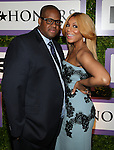 Vincent Hubert and Tamar Braxton Attend the Pre-BET Honors Dinner Hosted by Debra Lee at National Museum of Women in the Arts ,Washington DC