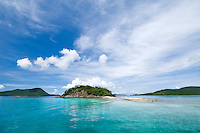 Waterlemon Cay<br /> Leinster Bay<br /> Virgin Islands National Park<br /> St. John<br /> U.S. Virgin Islands